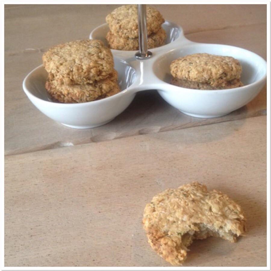 Hartige koekjes