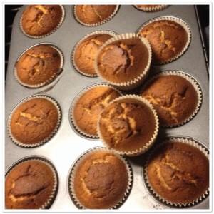 Muffins a la mmmmm