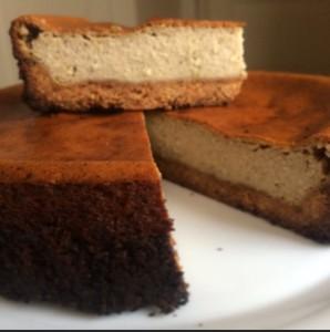 Tofu-cheesecake