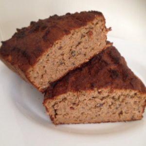 amandel bananenbrood