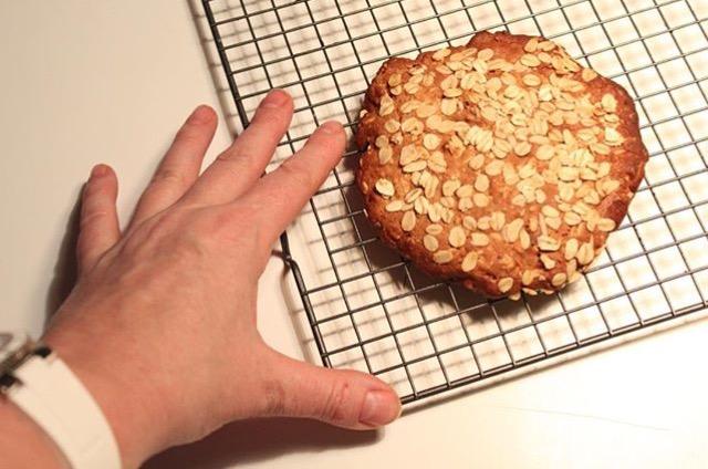 haver spelt koeken