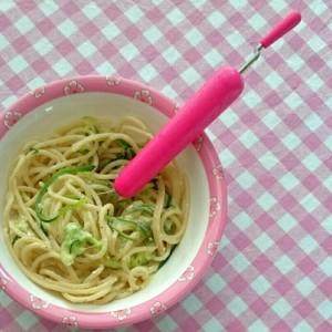 courgettespaghetti-in-roomsaus