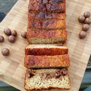 Malteser-Bananenbrood
