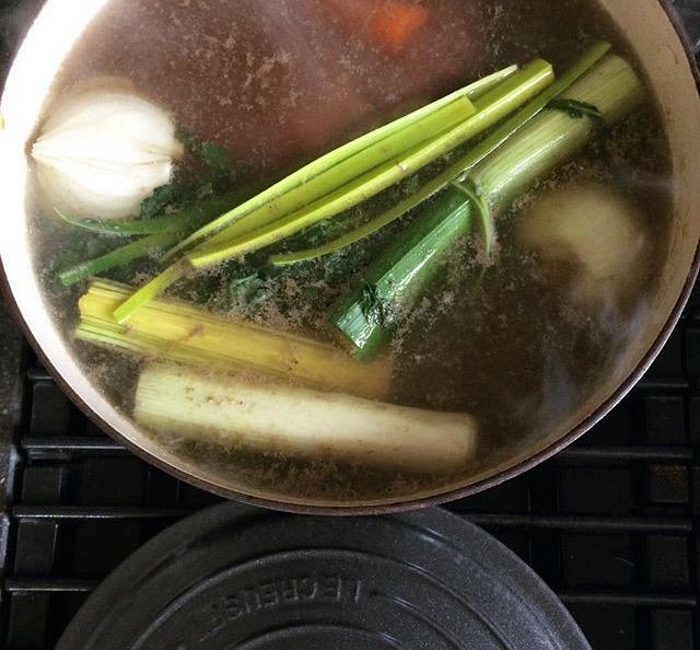 zelf bouillon maken